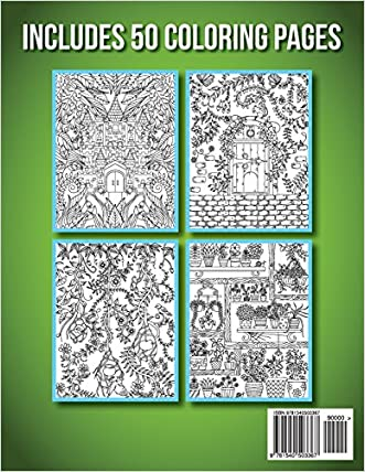 Low Cost Magical Forest An Adult Coloring Book With Enchanted Animals Fantasy