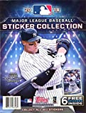 2018 Topps MLB Baseball Sticker Collection Album