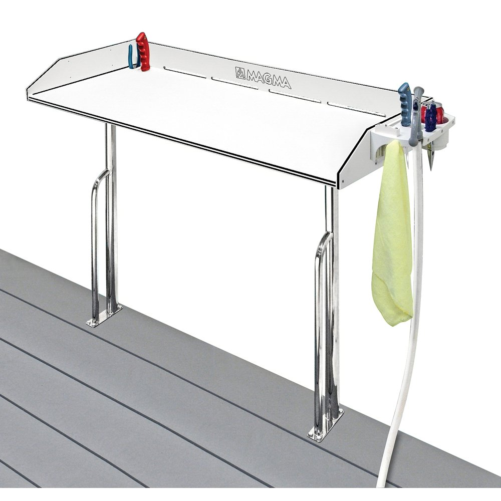 Magma Products 48 Tournament Series Dock Cleaning Station