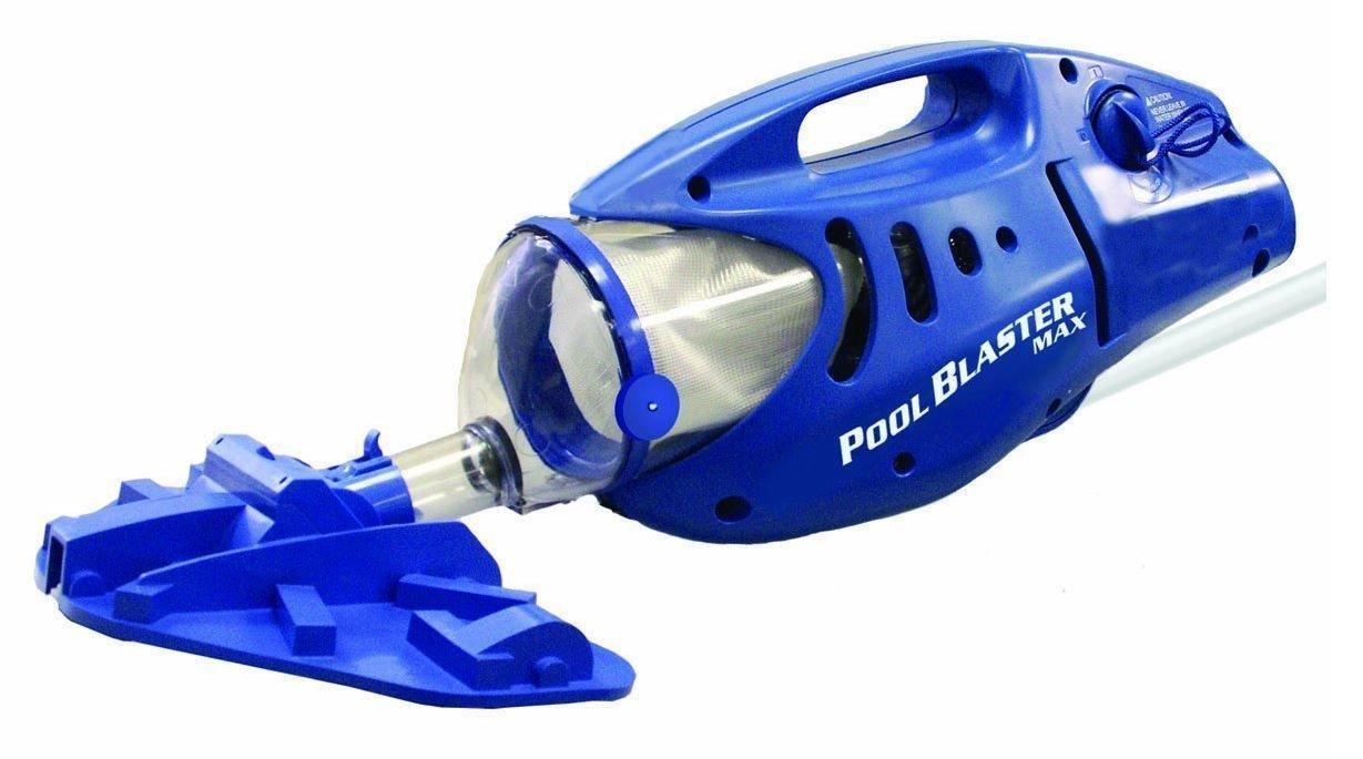 Handheld Battery Swimming Pool/Spa Vacuum Cleaner Deep Cleaning High-Capacity Filter High-Flow Pump