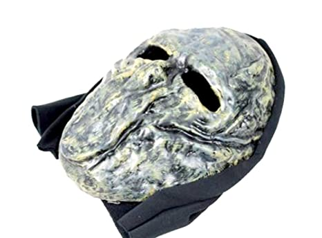 Amazon.com: Oem Mens Frankenstein Jason Statham Death Race Mask Helmet One Size Black: Clothing