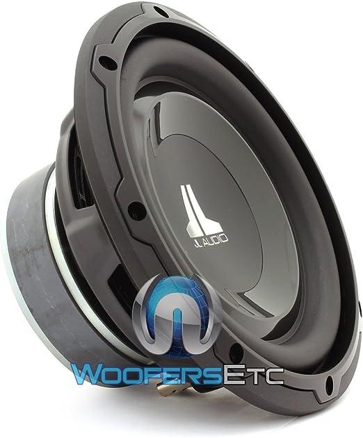 """JL Audio 8W1v3-4 8/"""" W1v3 Series SVC 4-Ohm 150W RMS Car Audio Subwoofer NEW"""