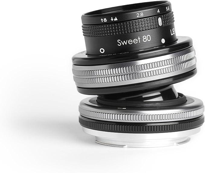 Lensbaby Composer Pro Ii Incl Sweet 80 Optic Nikon F Elektronik