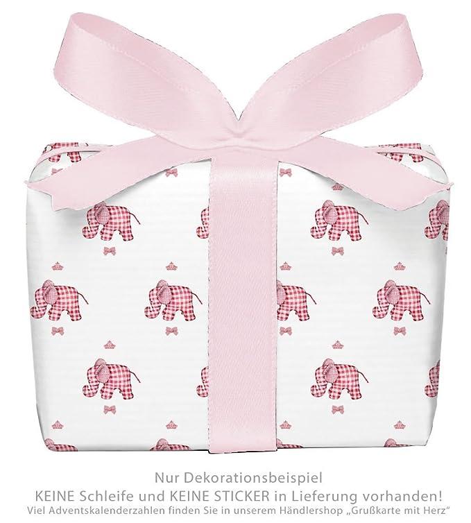 50 x 70 cm 12 Blatt Geschenkpapier Kunsthandwerk Geschenk recycelbar gefaltet Geschenk Geburtstag Weihnachten f/ür Kinder M/ädchen