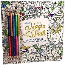 The Magic Path Coloring Book Colorama