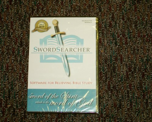 Price comparison product image SW-SwordSearcher Bible Study Software Ver 6