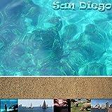Scrapbook Customs San Diego 12'' x 12'' Scrapbook Paper - 1 Sheet (14232)