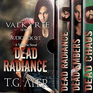 Valkyrie, Books 1-3 Audiobook