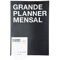 Agenda Planner, Cicero, 6016, Preto