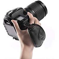 Pratham Camera Wrist Strap-Generic Universal Neoprene Camera Wrist Strap Hand Strap for DSLR/SLR Canon Sony Fuji etc