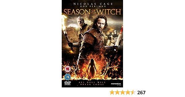Season Of The Witch [DVD] [Reino Unido]: Amazon.es: Nicolas ...