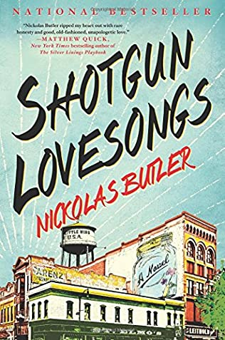 book cover of Shotgun Lovesongs