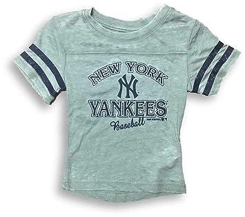 Amazon.com: OTS New York Yankees Crew Neck - Camiseta para ...