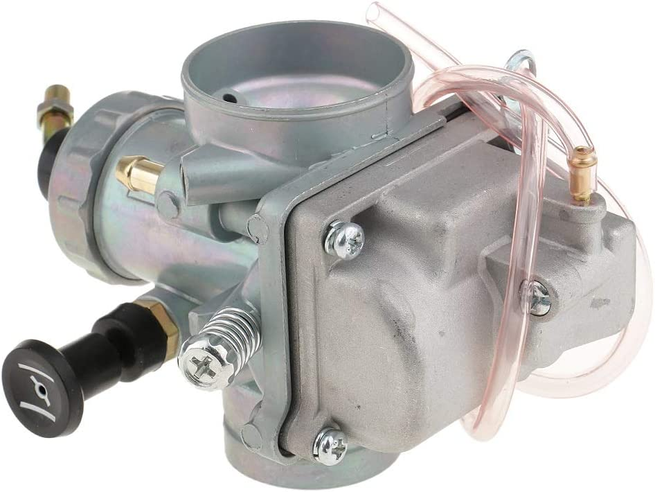 GHDBHFD Moto Carburateur Carb Compatible for Yamaha DT 125 TZR Huile Ligne Moto Pi/èces de Rechange Auto