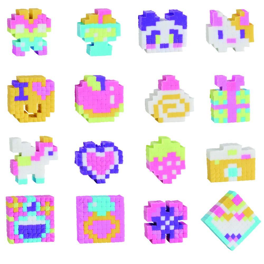 Pretty Pixels 38530 Eraser Maker Deluxe Pack by Pretty Pixels (Image #3)