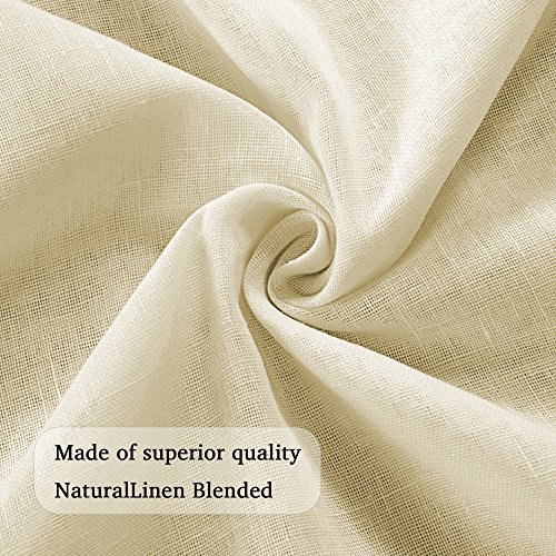 Semi Sheer Curtains For Kitchen Curtain Linen Textured: Turquoize Semi Sheer Curtains For Bedroom Curtains Casual