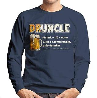 Cloud City 7 Drunkle Definition Men's Sweatshirt