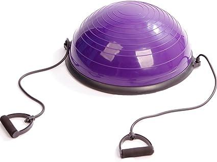 Medio balón medicinal para hacer ejercicio, fitness ...
