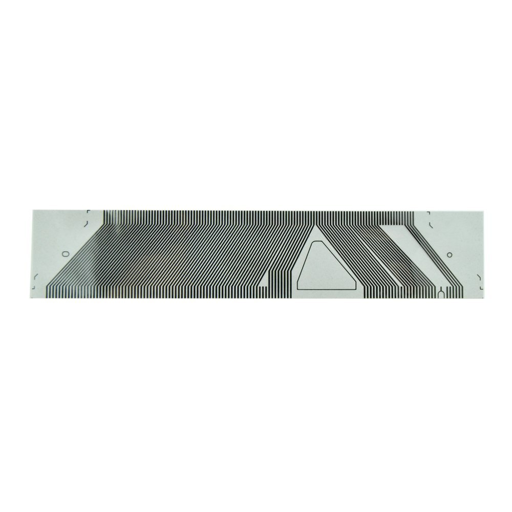 For Saab 9-3 9-5 LCD Display Silver Ribbon Cable for SID1 Pixel Repair Part