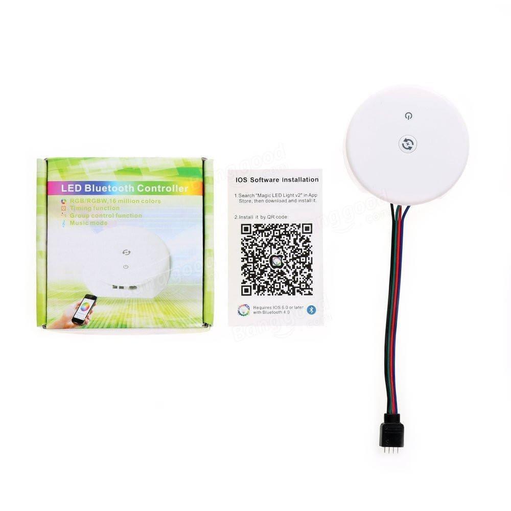 Möbel & Wohnaccessoires LED Streifen Bazaar 5M 60W SMD5050 imprägniern Bluetooth APP Steuerung RGB LED flexibles Streifen-Licht Satz DC12V
