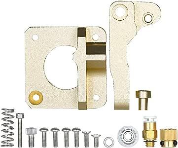 KKmoon MK8 extrusor remoto de impresora 3D piezas de aleación de ...