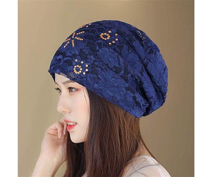 Protección UV Sombrero para el Sol para Mujer, Primavera y ...