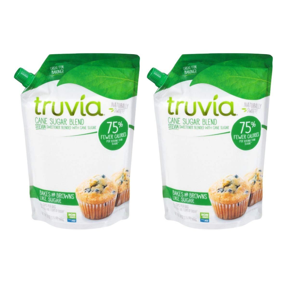Truvia Baking Blend 1.5 lb. Bag (Pack of 2)