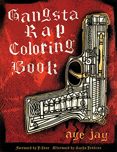 Gangsta Rap Coloring Book -