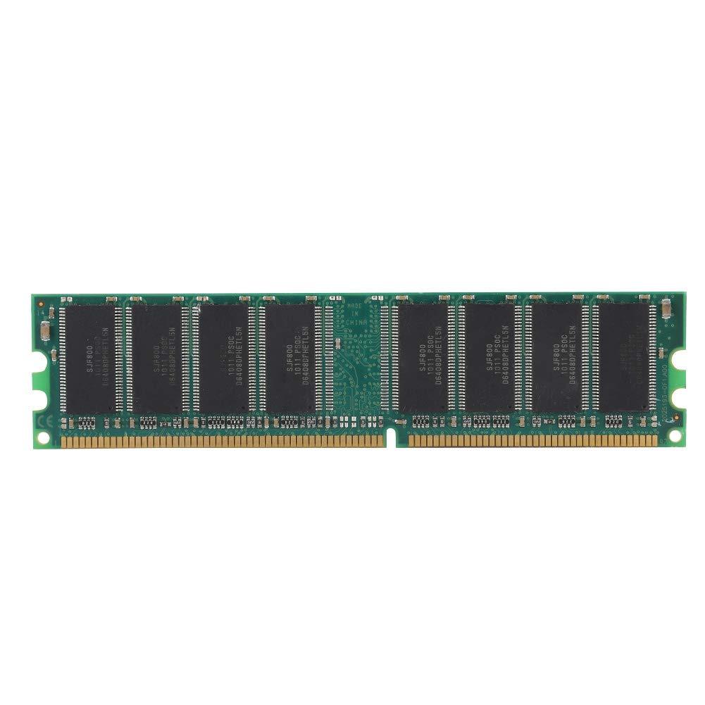 1G 226MHZ 2.5V 184Pin DDR PC-2100 computadora de Escritorio Memoria RAM Compatible para Intel y para Placas Base AMD Tosuny RAM de Escritorio