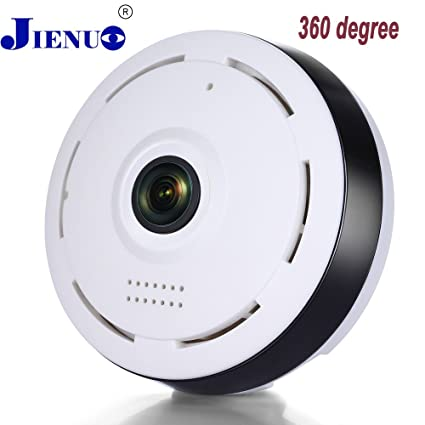 Generic IPC360 white, US Plug : Cctv Ip camera 360 Degree