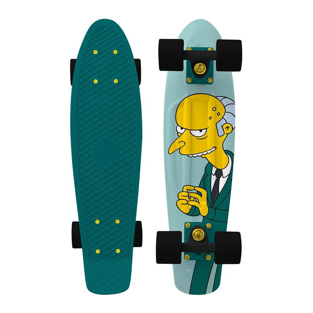 Penny Skateboard - The Simpsons Limited Edition - Excellent 22'' by Penny Australia