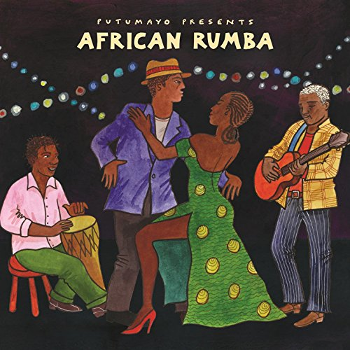 Download The Song Taki Taki Rumba Mp3: Putumayo Presents African Rumba By Various Artists On