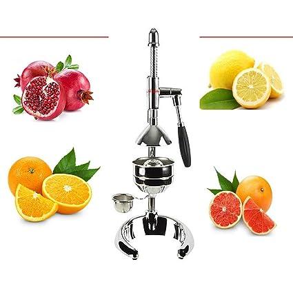 Ar Yildiz Exprimidor, licuadora, Palanca de Prensa, Naranja Exprimidor Manual Model Luna/
