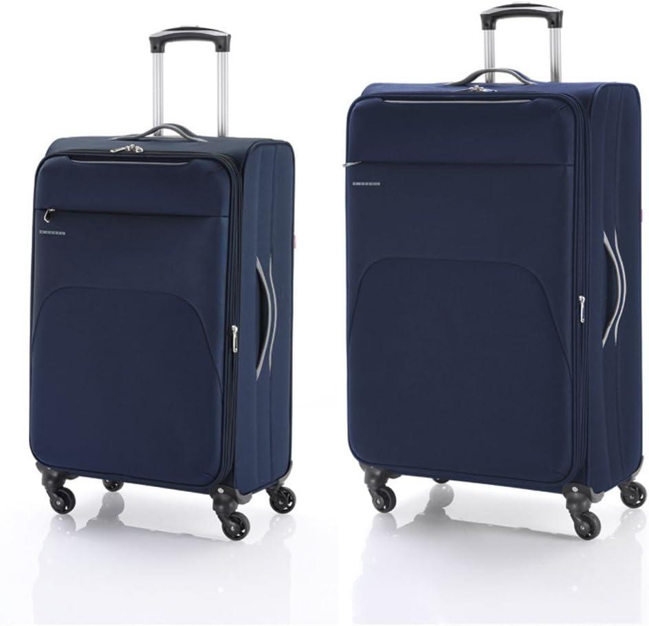 Gabol Pack de Dos Maletas, 79 cm, 60 L / 90 L, Azul