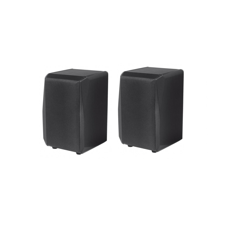 Dynavox TG-1000B Hifi Regal Lautsprecher 50 Watt schwarz (Paar ...