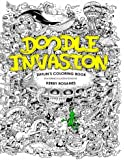 Doodle Invasion: Zifflin's Coloring Book (Volume 1)