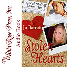Stolen Hearts Audiobook by Jo Barrett Narrated by Holly Adams