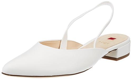 e8d651f324510 HÖGL Women's 5-10 2623 0200 Sling Back Ballet Flats: Amazon.co.uk ...