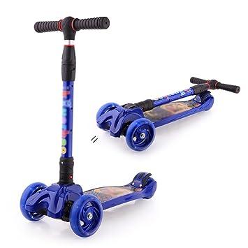 sheng Sport Tri Drei 4-Rad-Roller mit verstellbaren T-Bar Griff ...