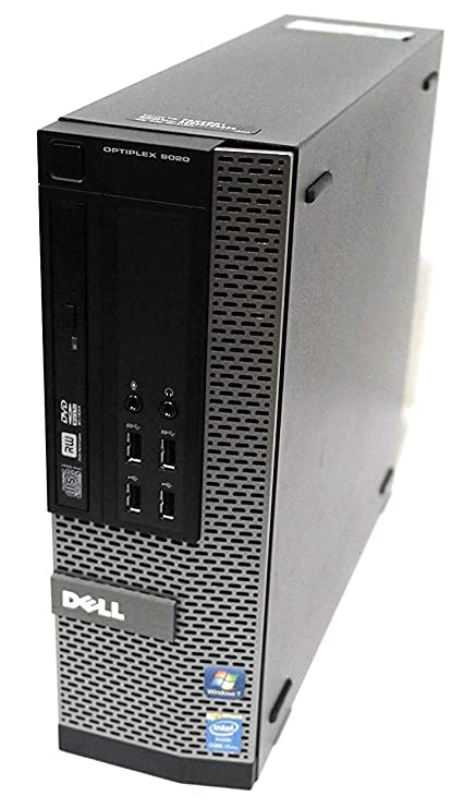 Dell Optiplex 9020 Small Form Factor Desktop i7 i7-4770 Quad-Core 8gb RAM