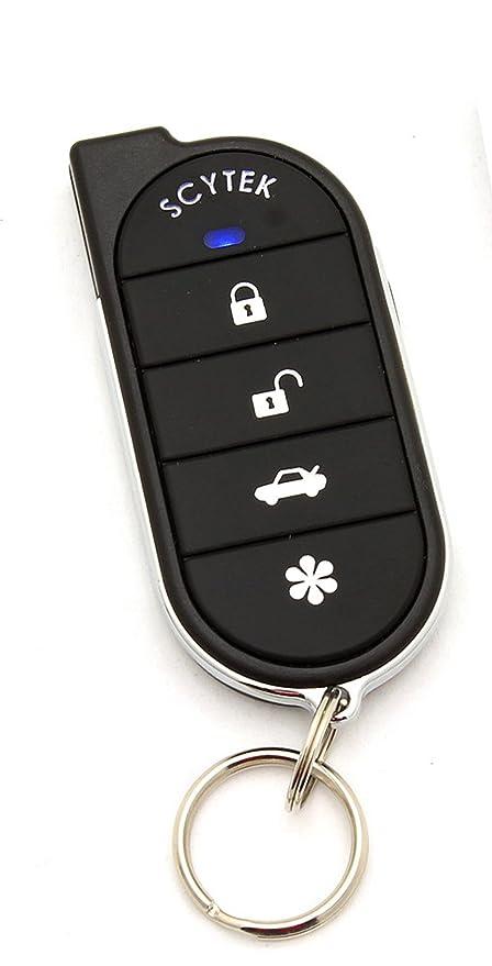 amazon com scytek t5 a 5 button replacement transmitter remote rh amazon com