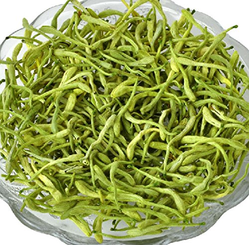 70g Healthy 100% Organic Dried Lonicera Japonica Chinese Yifutang Tea by Yi Fu Tang