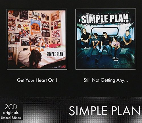 Simple Plan - Get Your Heart On!/still Not Getting Any - Zortam Music