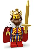 LEGO Minifigures Series 13 Classic King Construction Toy