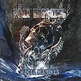 No Bros: Metal Marines (Ltd.Auflage Auf Doppel Vinyl Mit G [Vinyl LP] (Vinyl)