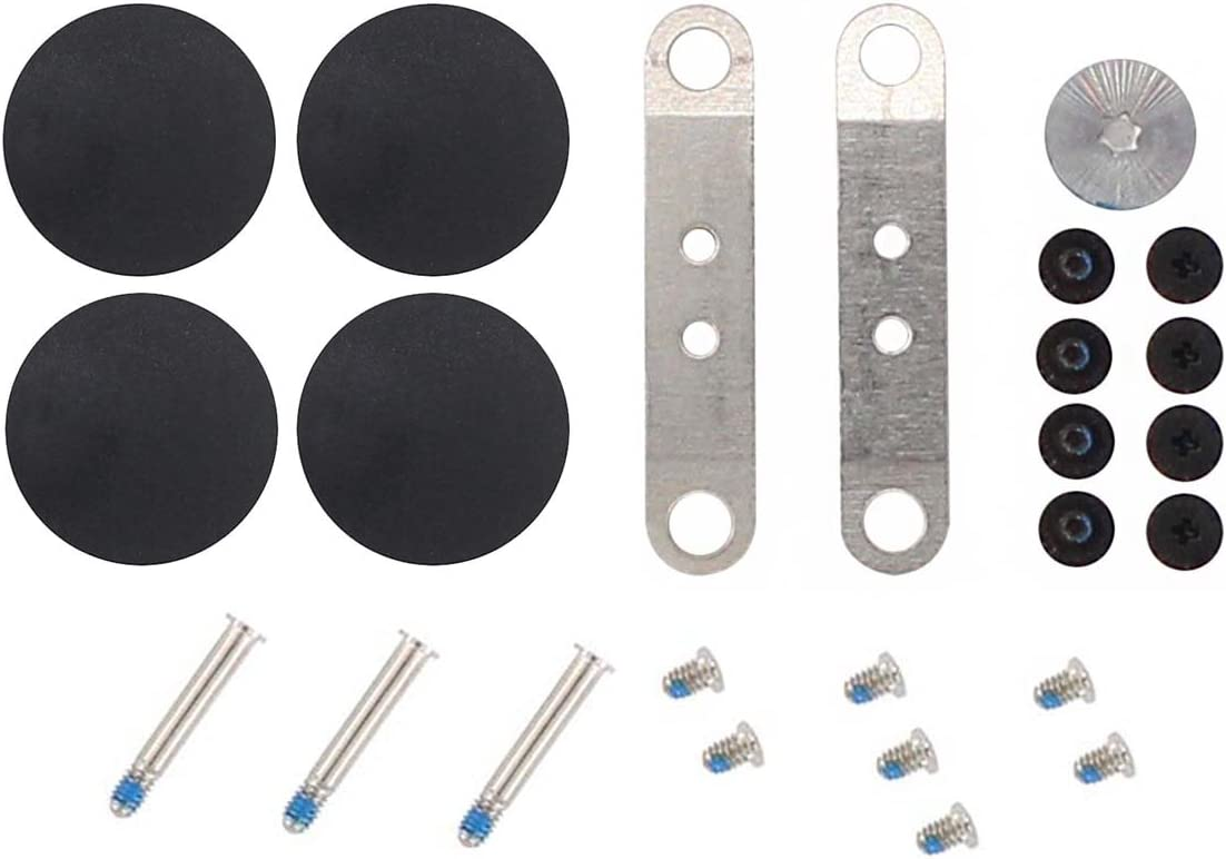 Eathtek Touchpad Screws and Brackets for MacBook Pro 13/'/' A1278 A1286 A1297