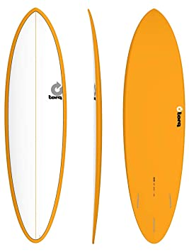 TORQ Tabla de Surf Tet 6.8 Fun Board Tabla de Surf