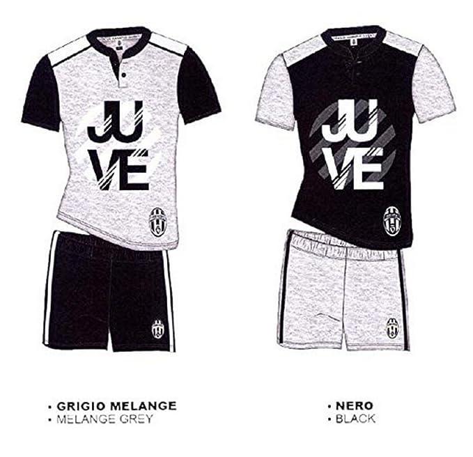 Juventus - Pijama - para hombre negro M