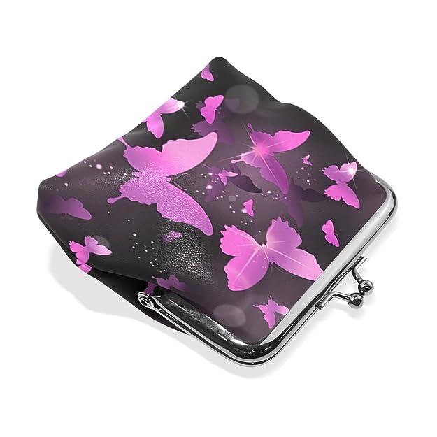 Amazon.com: Vipsk Mom ideas de regalo morado mariposa piel ...