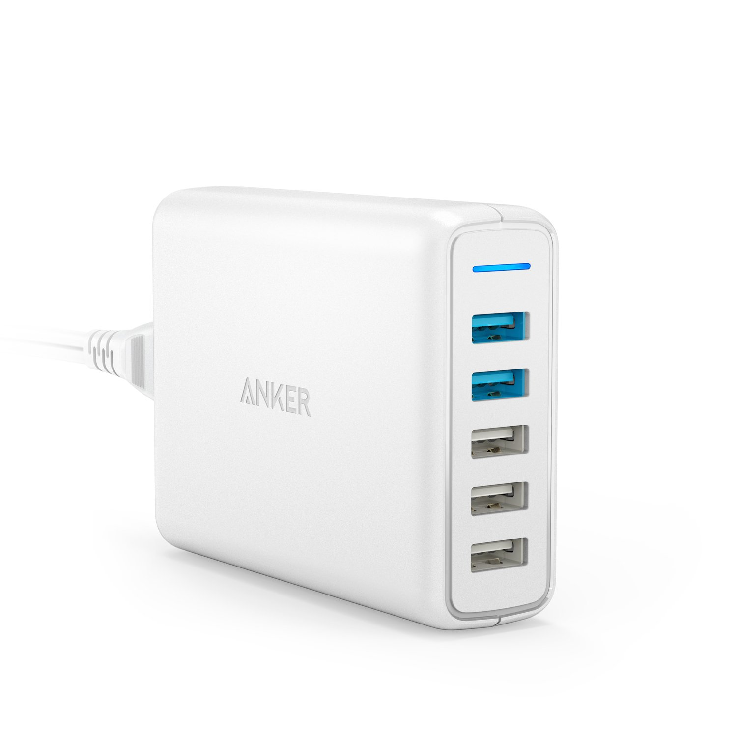 Anker PowerPort Speed 5 ホワイト